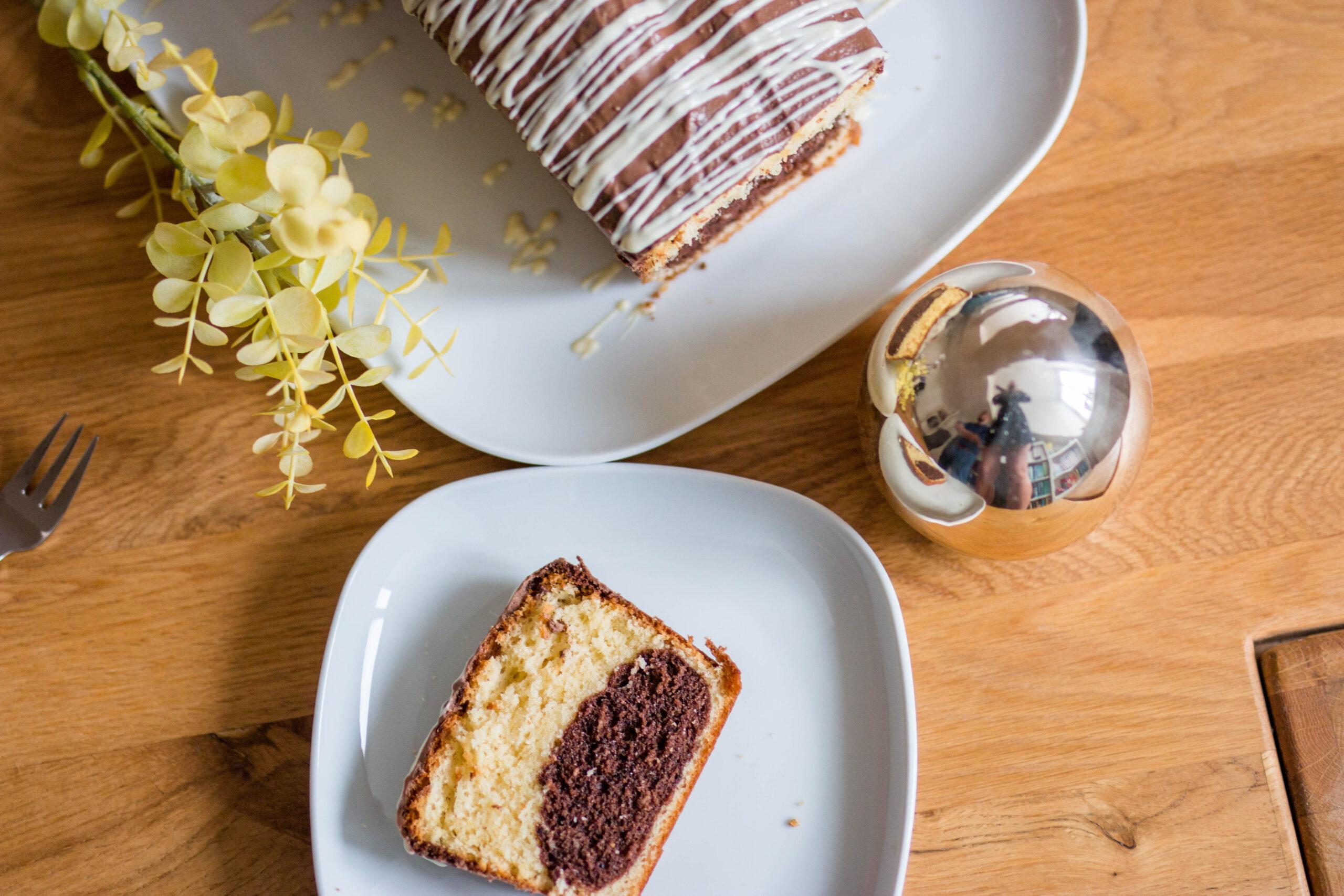 Rezept für Marmorkuchen