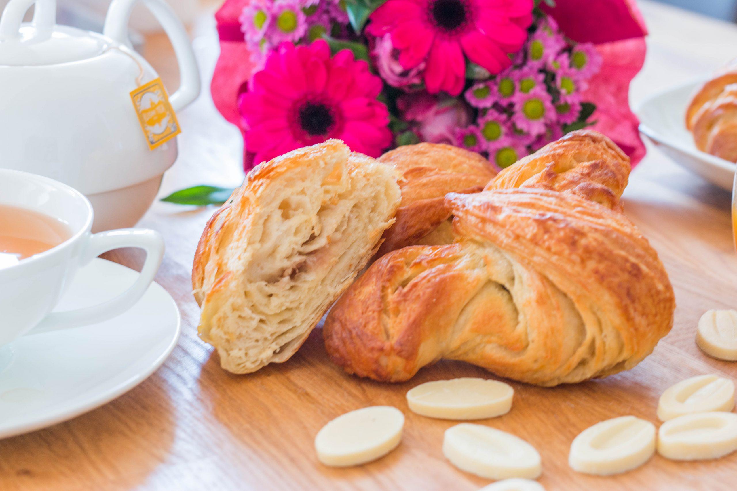 Rezept für Croissants
