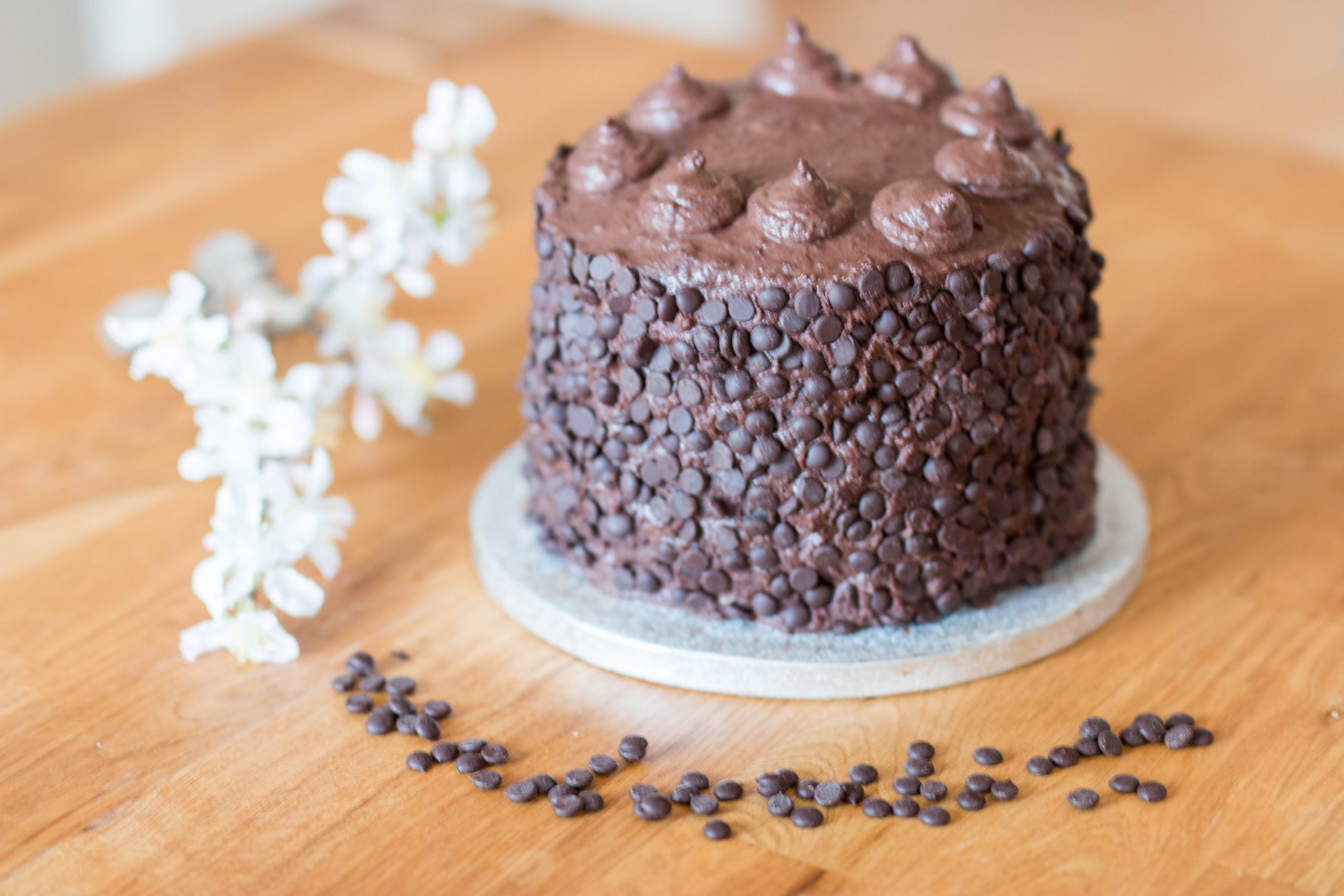 Black-out cake - Schokotorte aus der Cheesecake Factory