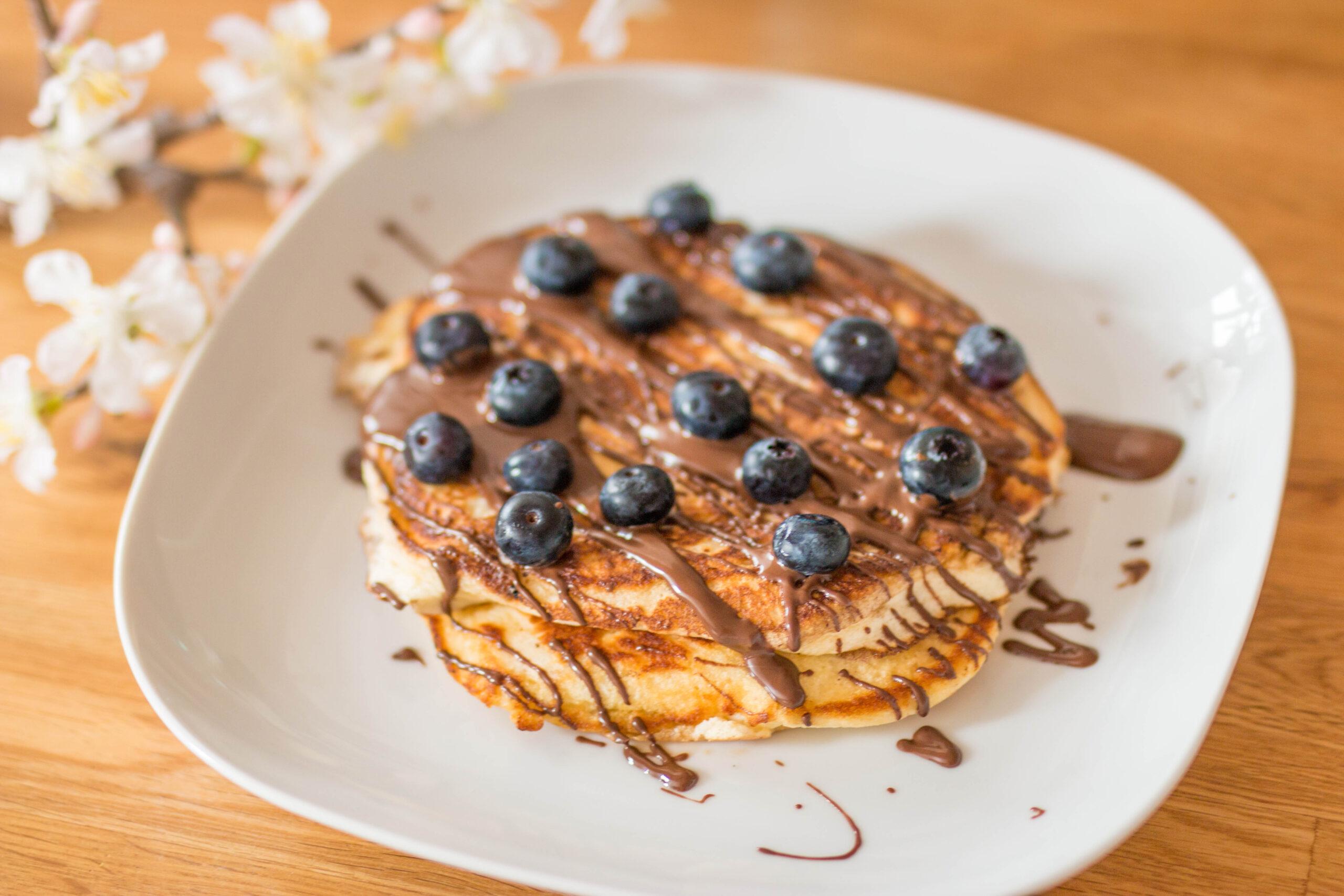Pancakes wie bei iHop